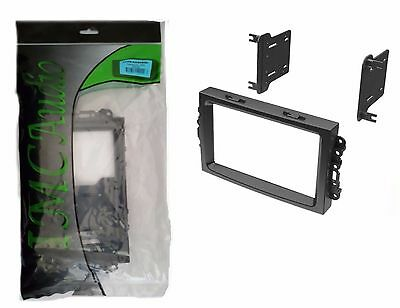 Chrysler Dodge Jeep Double Din Dash Kit for Radio Stereo Install (Best Double Din Radio)