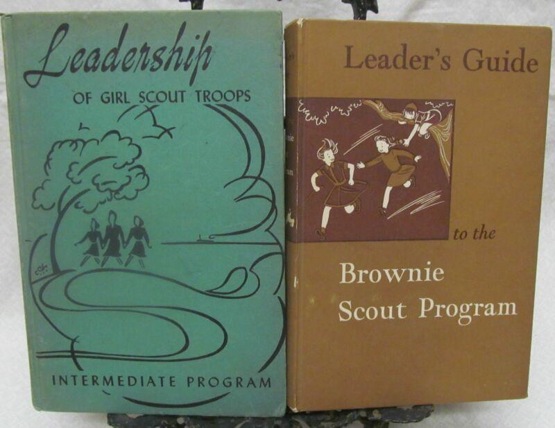 Girl Scouts: Leadership & Leader