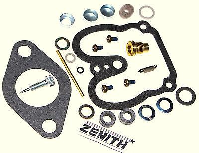 Zenith Carburetor Kit Fit Wisconsin V465d W41770 V460d V4-65d Replaces Lq37 N95