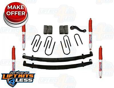 "Skyjacker 4"" Lift Kit w/Hydro Shocks for 74-93 Ram Charger/Plymouth Trailduster"