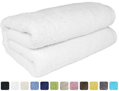 "SALBAKOS 40""x80"" Turkish Cotton Bath Sheet, Luxury, Eco-frie"
