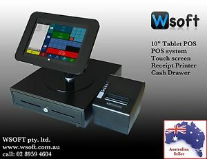 Complete Point of Sale system with 1 year software licence Surry Hills Inner Sydney Preview