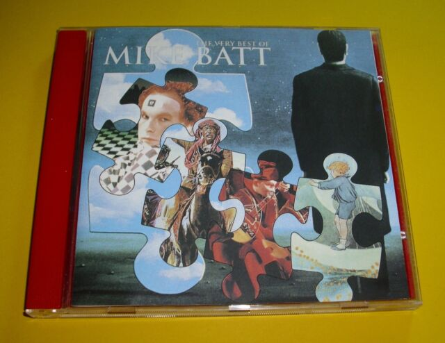 """CD """" MIKE BATT - THE VERY BEST OF """" 19 GREATEST HITS (THE WINDS OF CHANGE)"""
