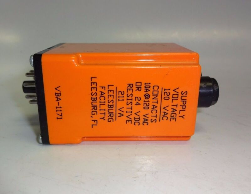 Diversified Electronics Voltage Monitor Relay VBA-1171 VBA1171