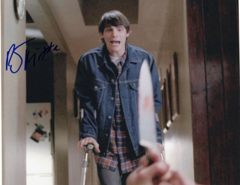 RJ Mitte Breaking Bad Walter White Jr. Signed 8x10 Photo w/COA #2