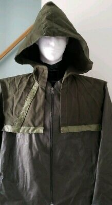 Green Arrow Costumes (Green Arrow Cosplay Costume Mens Xlarge Oliver)