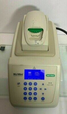 Tested Bio-rad Ptc-1148 Mj Mini Personal 48-well Gradient Thermal Cycler