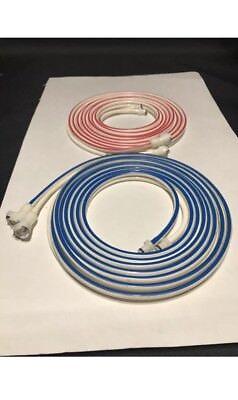 Zimmer Style Tourniquet Hoses 12 Set Of 2 Original Connectors Ats2000