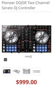 Pioneer DDJSR Two Channel Serato DJ Controller West Lakes Charles Sturt Area Preview