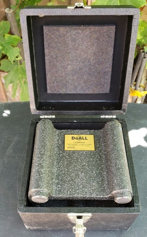 DoALL Black Granite Surface for Layout Inspection?
