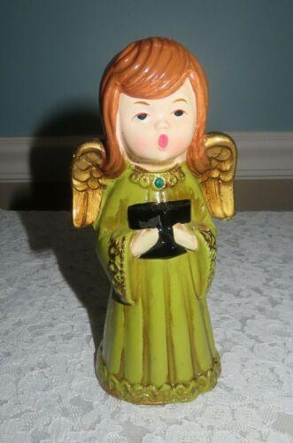Mid Century Vintage Choir angel Ardco Figurine Made in Japan 1960s