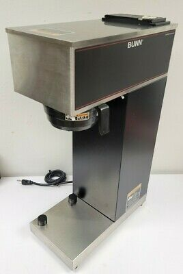 Bunn Vpr-aps Pourover Airpot Coffee Brewer Commercial Coffee Machine 33200.0010