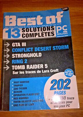 Soluce Best Of PC - GTA III - Ring 2 - Tomb Raider