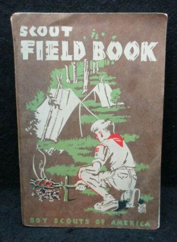 Boy Scouts of America Scout Field Book 1955