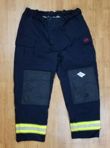 Globe LifeLine EMT EMS Tech Rescue Firefighter Turnout Pants Sz. XL
