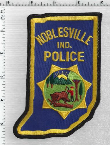 Noblesville Police (Indiana) 3rd Issue Shoulder Patch