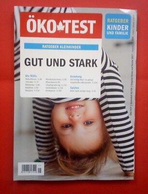 Öko Test Ratgeber Kinder und Familie Sonderheft N1709 ungelesen