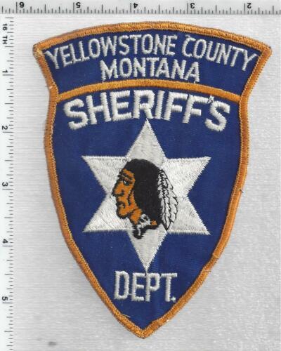 Yellowstone County Sheriff