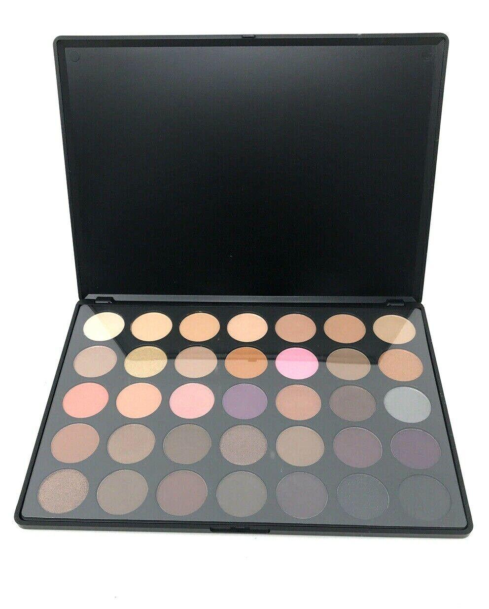 Morphe Pro 35 Color Eyeshadow Palette Warm 35W - Professiona