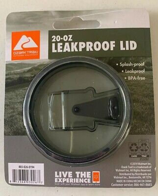 Ozark Trail 20 Oz. Leakproof Replacement Lid for sale  Shipping to South Africa