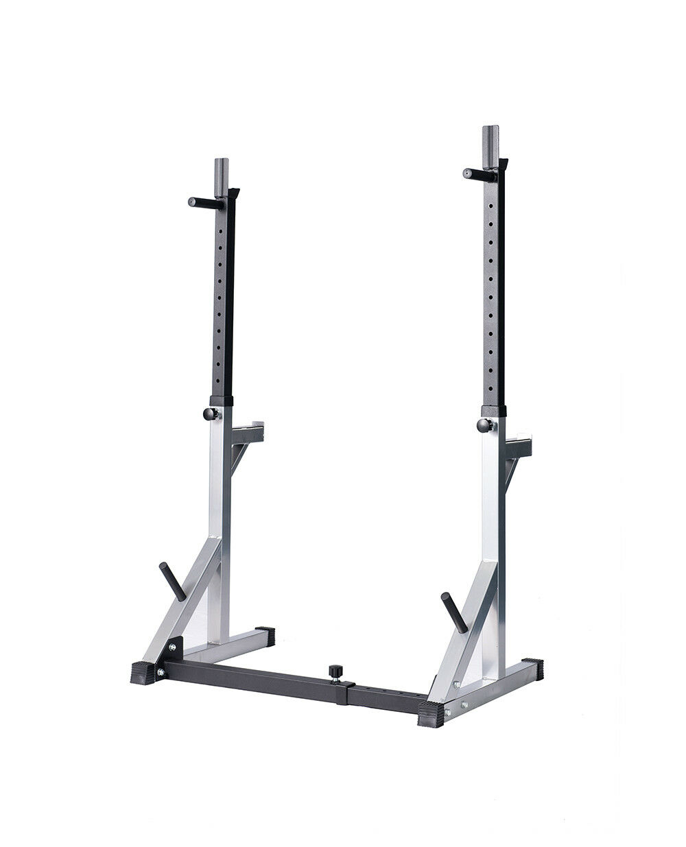 Photo Squat Rack Multifunction Barbell Bench Press Stand Weight Plate Rack Full Boday