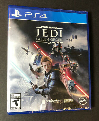 Star Wars [ Jedi Fallen Order ] (PS4) NEW