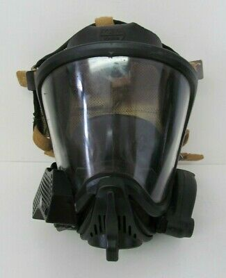 Msa Scba Ultra Elite Full Face Mask Respirator Size Medium