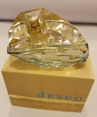 Jennifer Lopez Deseo 30ml Eau De Parfum Perfume Fragrance