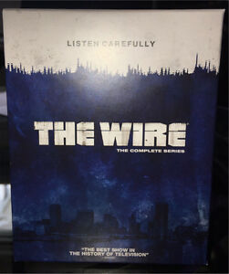 The wire - Sous Ecoute - Blu Ray