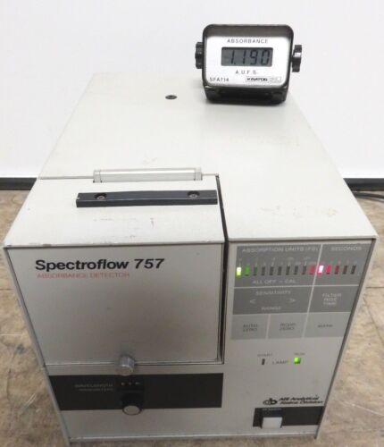 Applied Biosystems Spectroflow 757 Absorbance Detector