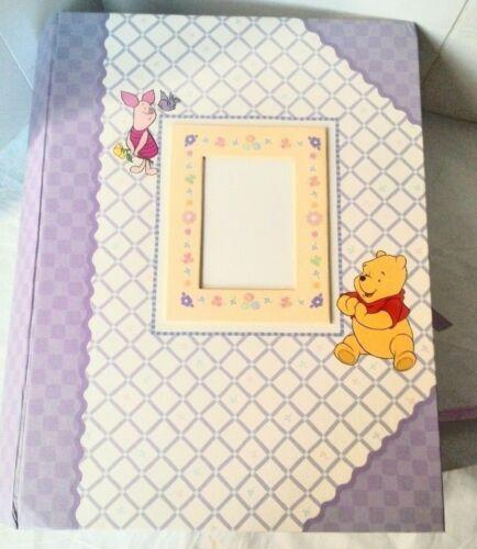Winnie the Pooh Memory Keepsake Box with Photo Frame, Envelope Box,  Drawers