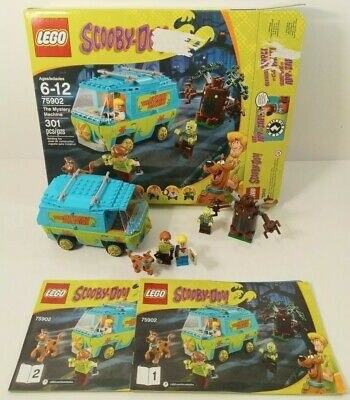 Lego Scooby-Doo 75902 The Mystery Machine Complete