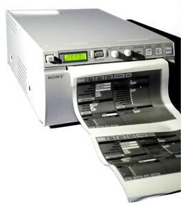 SONY UP-D897 ENDOSCOPIC USB Ultrasound Printer, UPD897 DIGITAL W/ WARRANTY