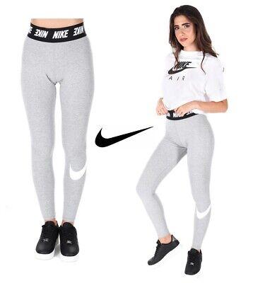 Nike Women's NSW High-Rise Club Leggings Yoga Pants Ladies Gym pant M L XL