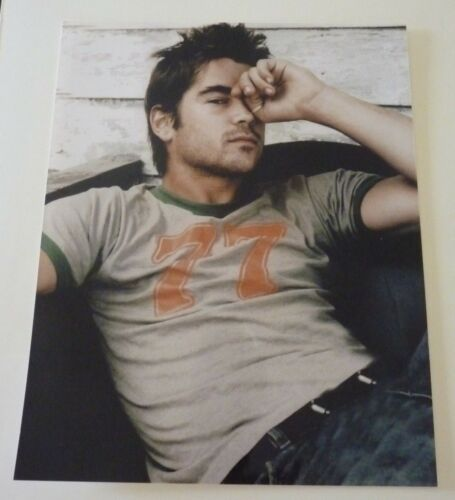 Colin Farrell Actor Sexy 8x10 Color Promo Photo