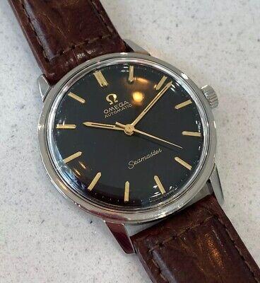 Omega Seamaster automatic 1965 - Vintage Swiss Watch
