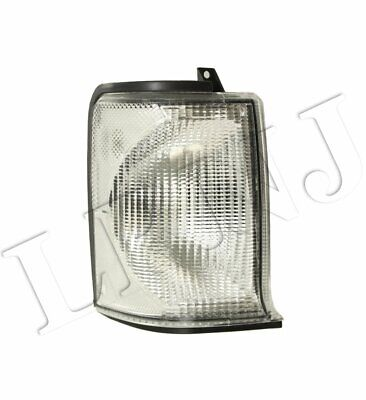 LAND ROVER DISCOVERY 2 FRONT RH / PASSENGER SIDE CLEAR INDICATOR LAMP XBD100870W