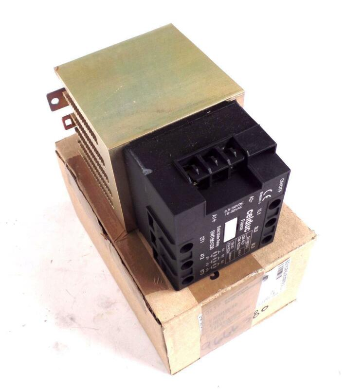 NEW CELDUC SWT861230 SOLID STATE RELAY