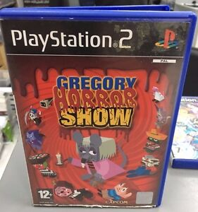 GREGORY-HORROR-SHOW-PLAYSTATION-2-PS2-PLAY-STATION-2-PAL-ESPANA