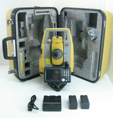 Topcon Ds-103ac Direct Aiming Total Station For Surveying 1 Month Warranty