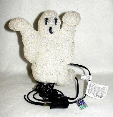 Halloween White Ghost Lamp - Indoor Decoration - EUC