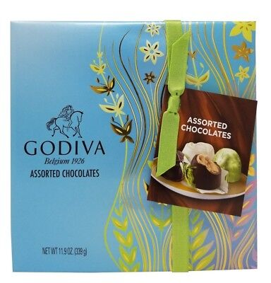 Godiva Assorted Belgian Chocolates 27 Pieces 11.9 OZ