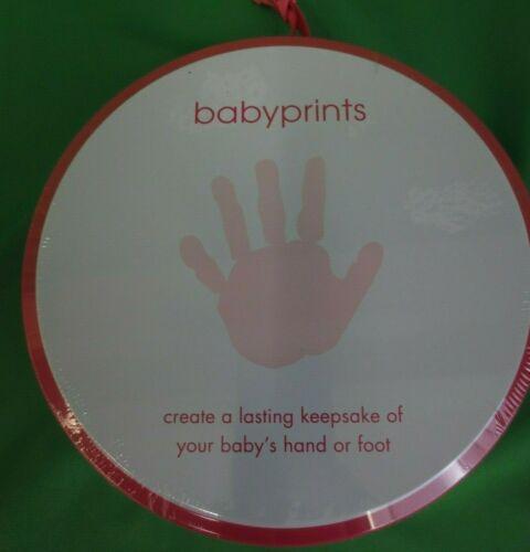 Pearhead Babyprints Newborn Handprint or Footprint Imprint Kit - Pink