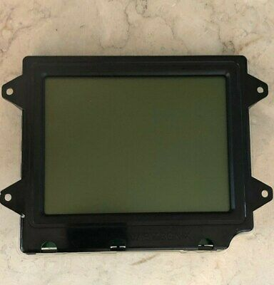 Varitronix Lcd Display Module . Pc8-vm6132-3-01 2014.02.12