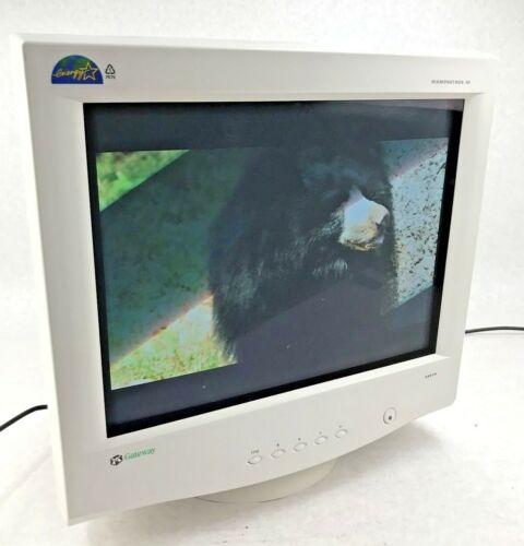 GATEWAY VX920 CRT Color Display Monitor