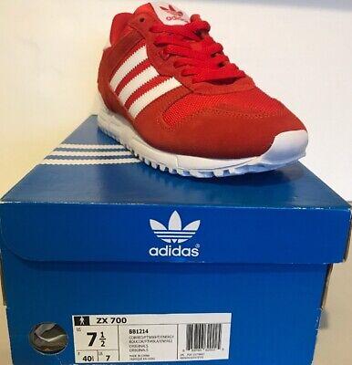 75a3625c8 Adidas Mens  (Sz 7.5) Originals ZX 700 Sneakers