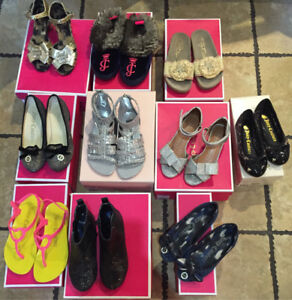 Juicy Couture Kids Shoes