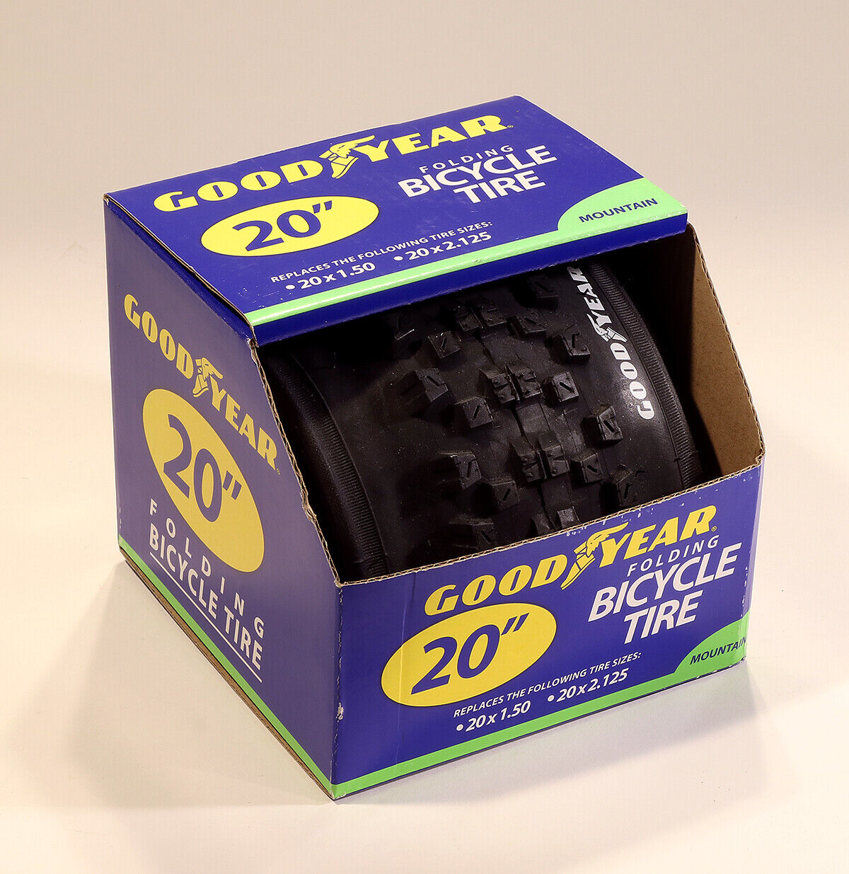 Goodyear 20 Inch Folding Tire For Mountain Bike