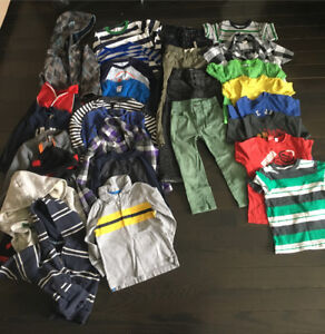 Boys 4T lot, 28 pieces
