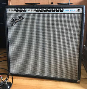Fender Super Reverb 1973